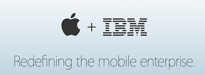 Apple Relationship with IBM