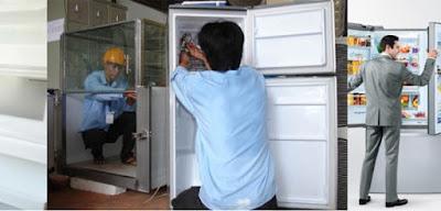 Tại sao cần nạp gas Tủ lạnh
