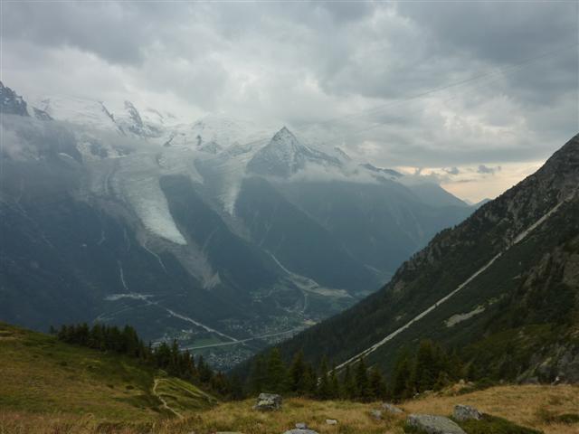 le marcheur français: gta , grande traversée des alpes, gr5