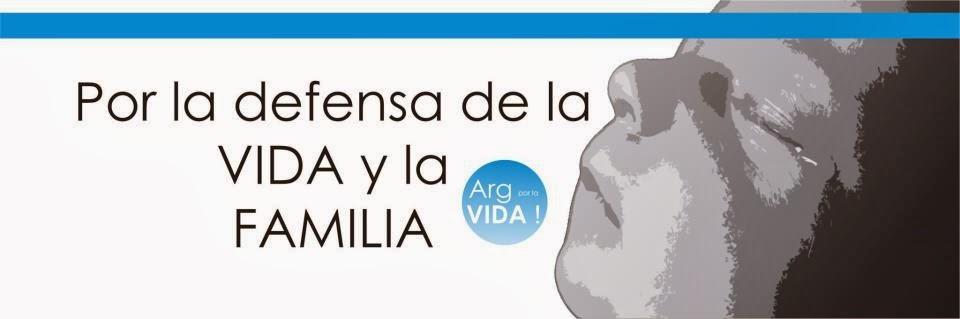Argentinos por la Vida!