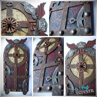 Andy skinner altered clock