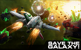 2014 Top Air Action Game ARC Squadron: Redux