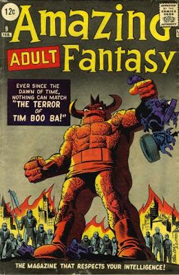 Amazing Adult Fantasy #9, Tim Boo Ba