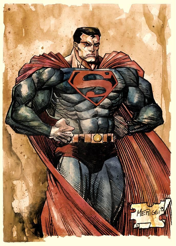 SUPERMAN MERIGGI / BAROCELLI