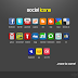 Social Icons Pack 3D