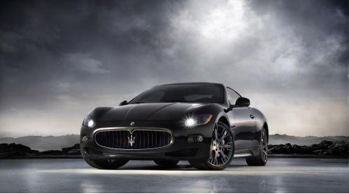 2011 New Maserati