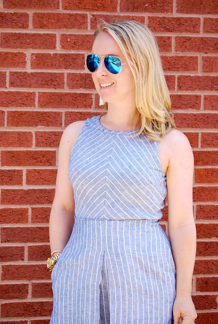 summer dress, linen dress, chevron stripe