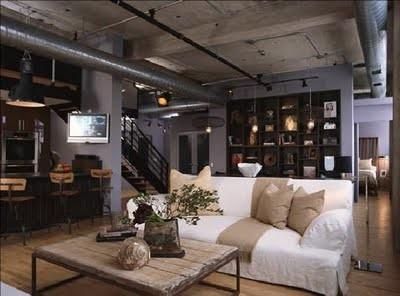 Interior Industrial Design heather fulkerson interiors: atlanta interior designer: fine