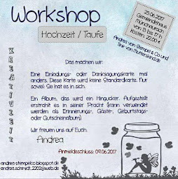 Workshop 25. Juni