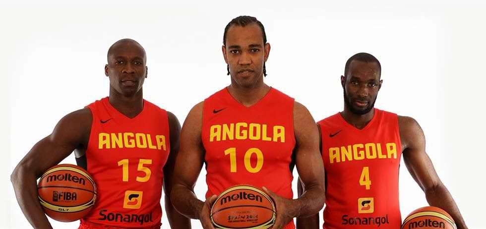Angola national basketball team free wallpaper download