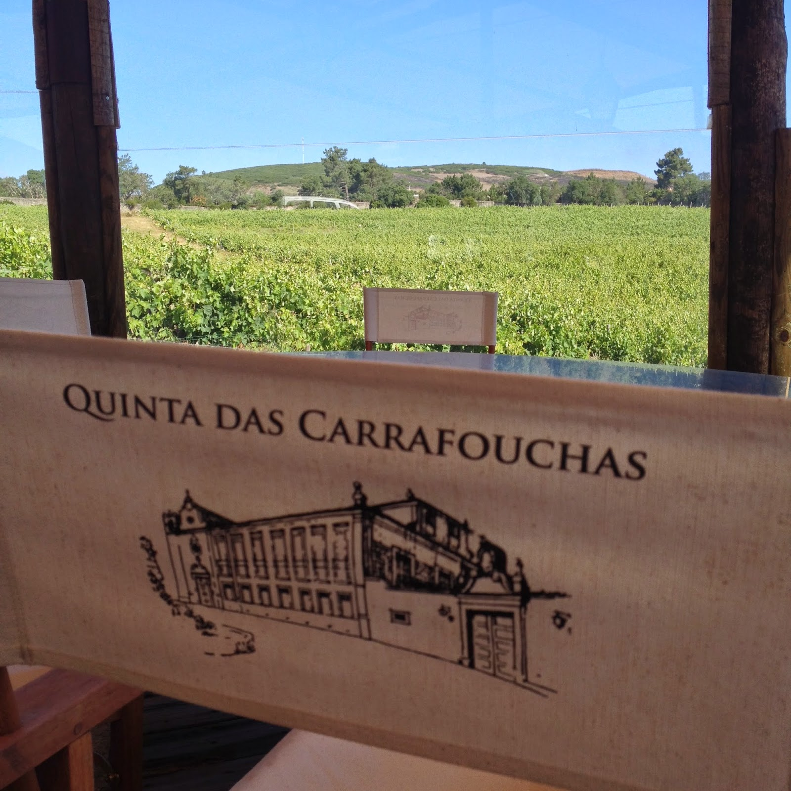 Visita à Quinta das Carrafouchas