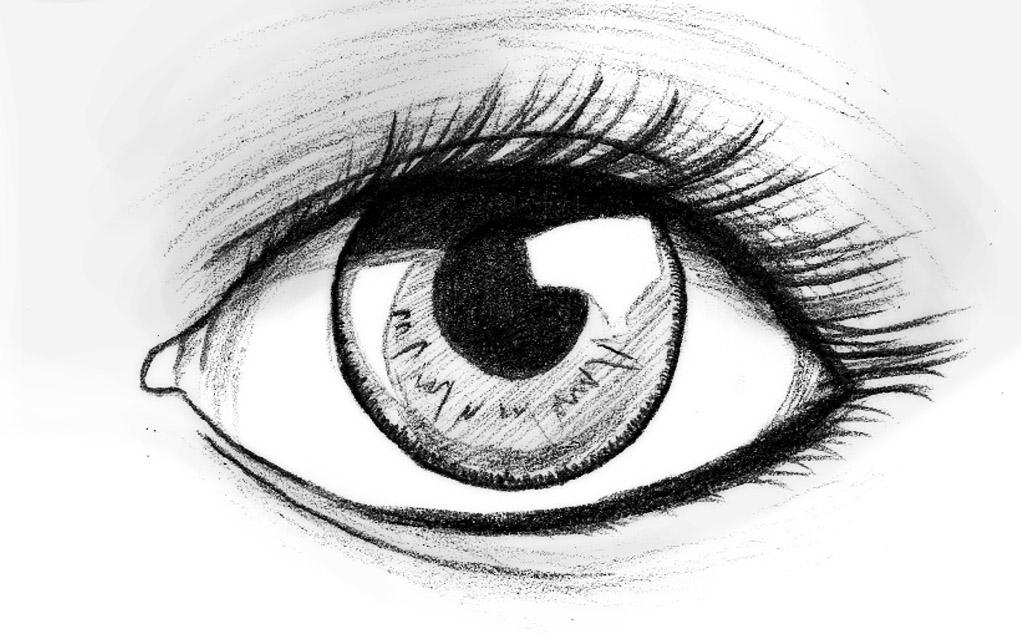Único Imagenes De Unos Ojos Para Colorear
