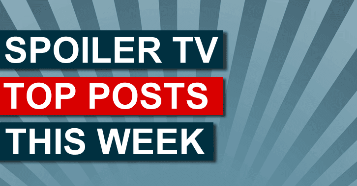Top Posts of the Week - 12th October 2014