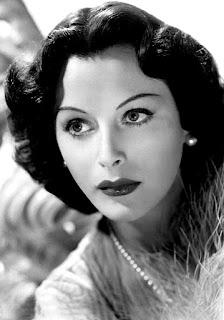 Fotografía del Hedy Lamarr de 1940