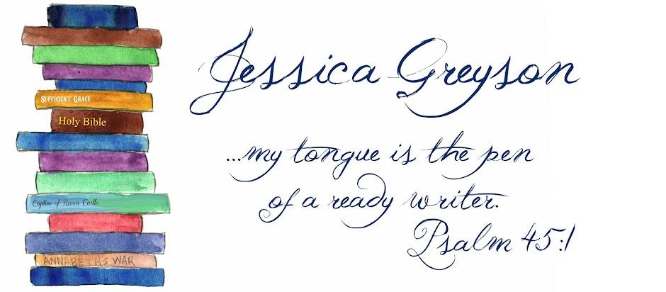 Jessica Greyson