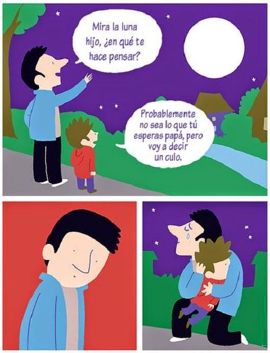 Un hijo que llenaria de orgullo a cualquier padre