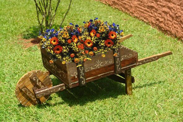 fotos jardins pequenos residenciais:Decoracao De Jardim