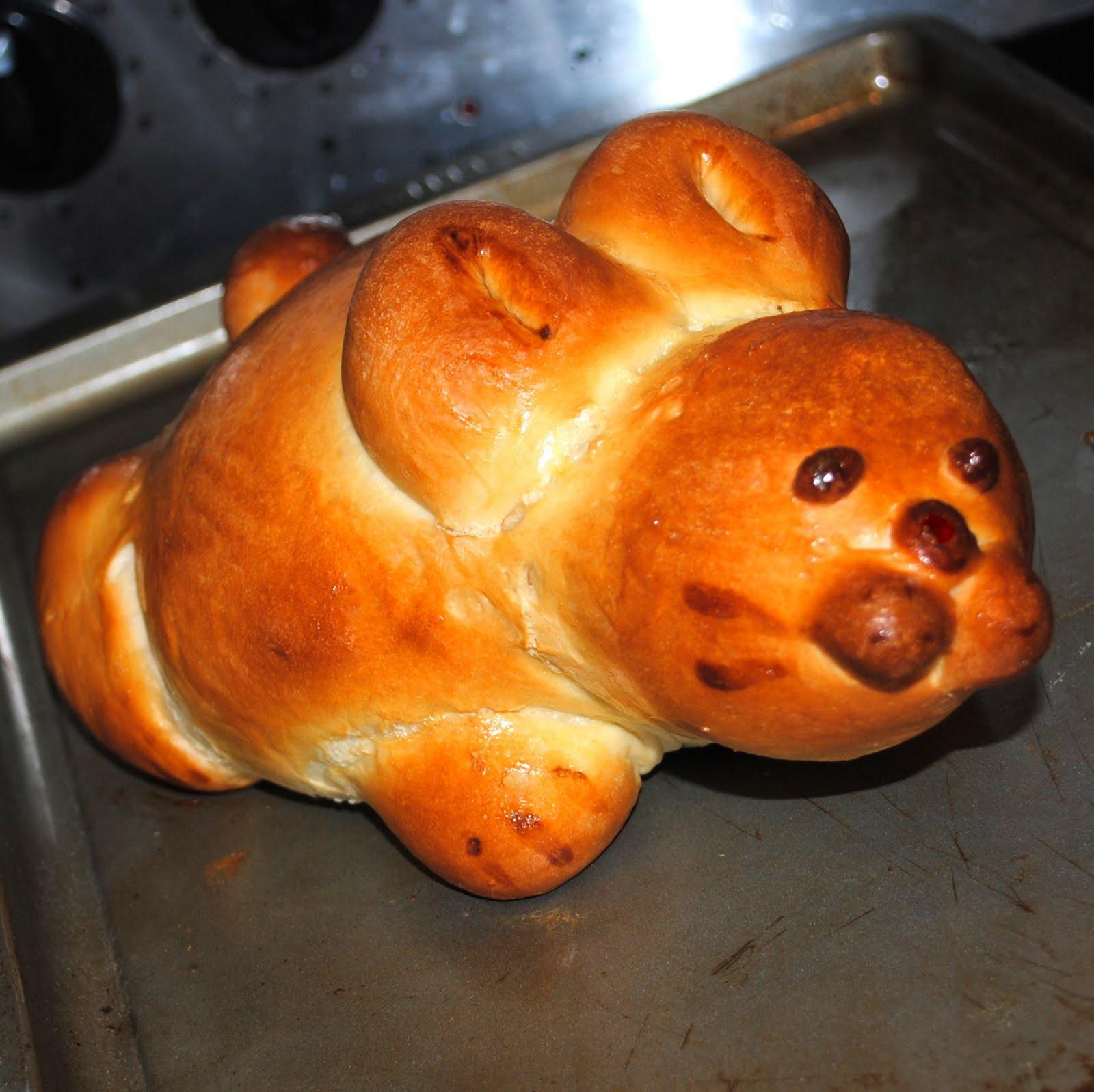 So Many Recipes, So Little Time: Bunny Bread