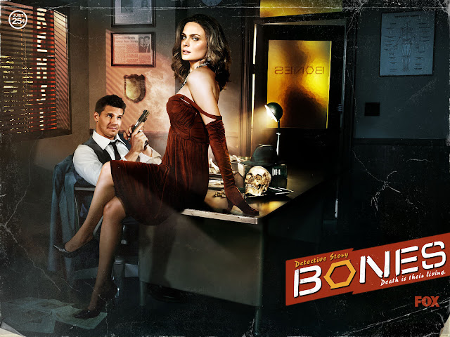 Bones Season 01-05 DVDRip | S06 HDTV