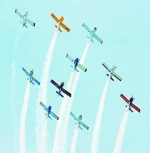 OC Air Show June 9-10, 2012