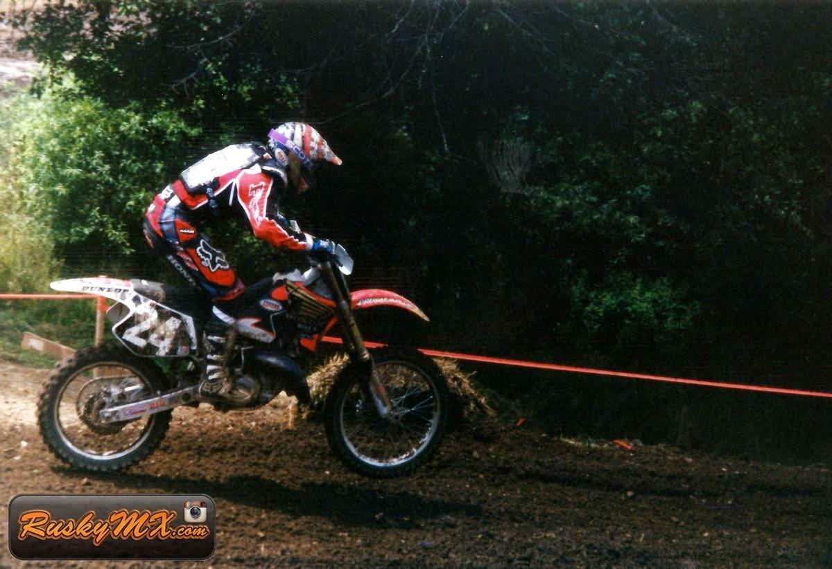 Robbie Reynard Unadilla 1997