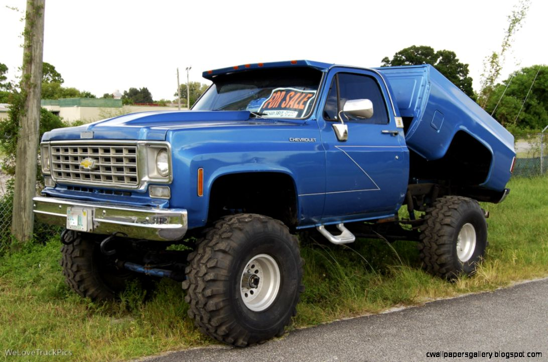 Lifted 4X4 Trucks For Sale