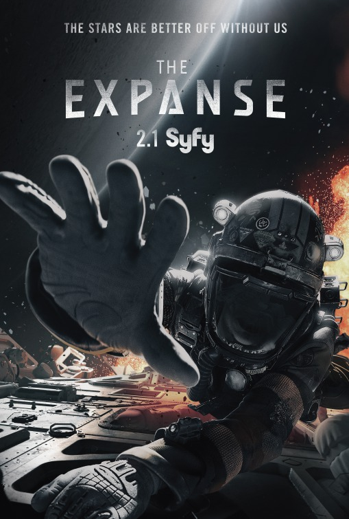 """THE EXPANSE"""