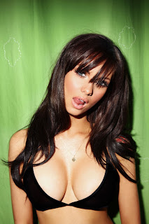 Jessica Jane Clement Photoshoot, Nuts Magazine Photoshoot