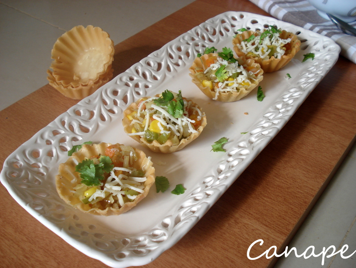 Palakkad chamayal canape for Canape bases ideas