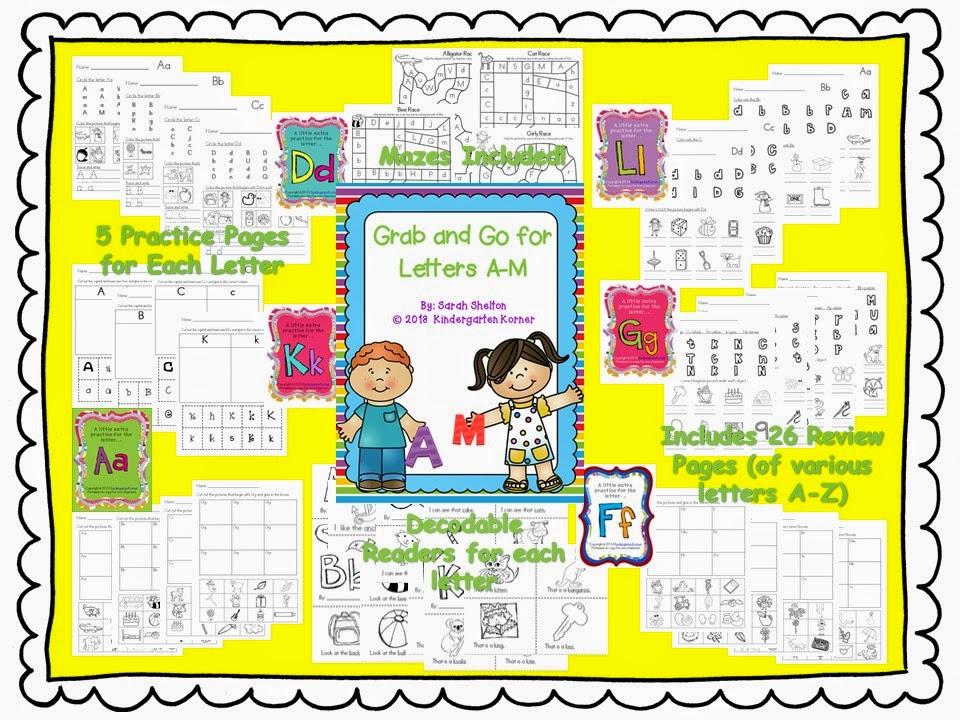 http://www.teacherspayteachers.com/Product/Letters-A-M-RTI-Grab-and-Go-755061