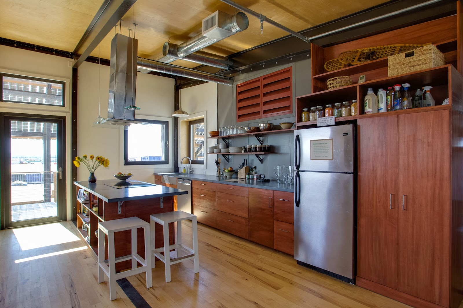 Holistic Approaches To Sustainability That Ive Seen Incorporating Environmental Economic And Social Responsibility Their InSite House Is A Charming