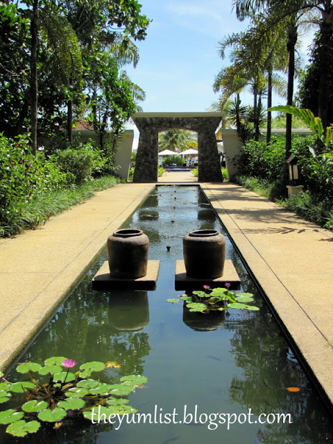 Spa Village Tanjong Jara Resort, Terangganu, Malaysia