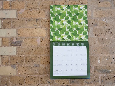 Ella Doran wall calendar 2012 by teNeues