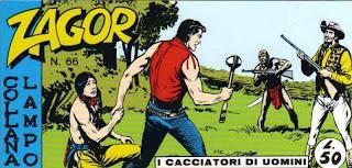 I cacciatori di uomini (n.29/30) 66