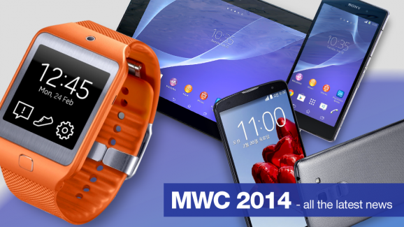 MWC 2014: all the latest phones, tablets and smartwatches
