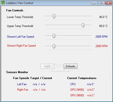 Fan speed windows 7 download free 5.0