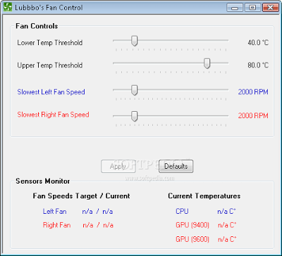 computer fan speed control software | Lubbo's Fan Control