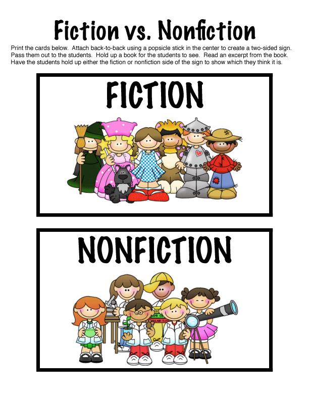 essay fiction vs nonfiction