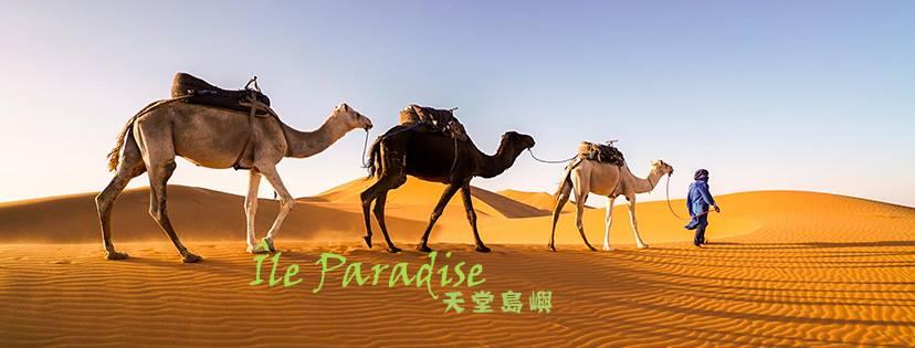 天堂島嶼.撒哈拉.摩洛哥