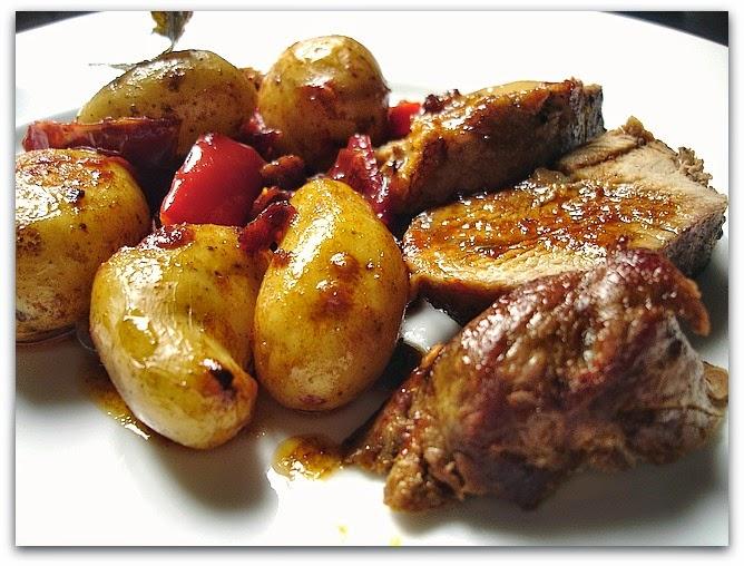 Un dimanche a la campagne filet mignon au go t de sud - Cuisiner filet mignon ...