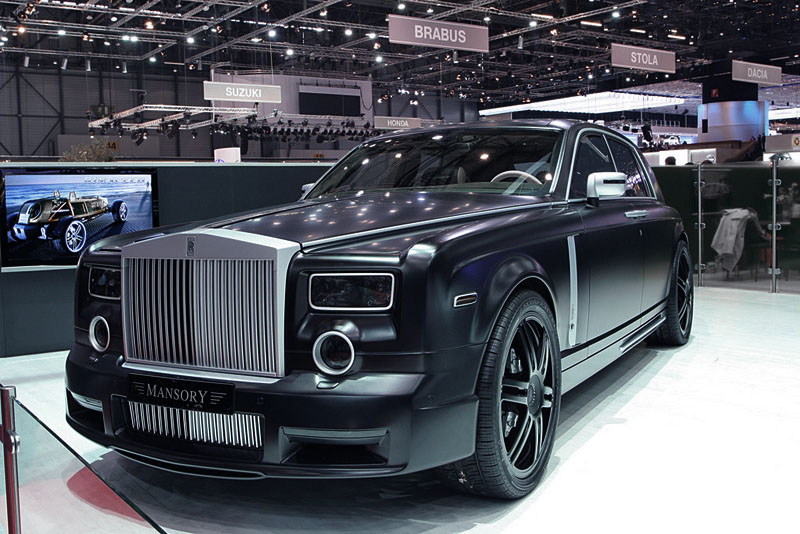 Cars World Mansory Conquistador