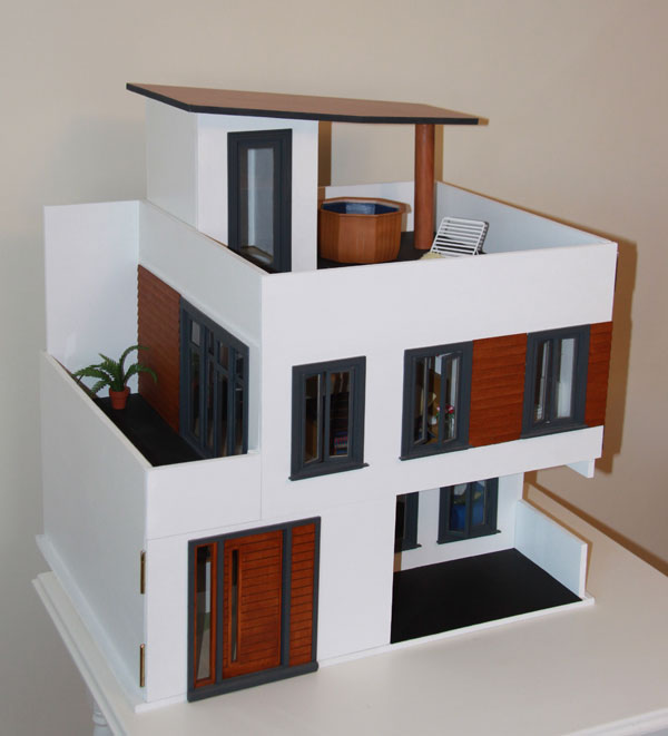 mini modern the contemporary home in miniature