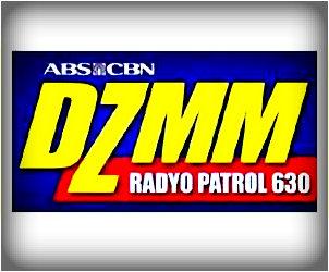 DZMM radio patrol 630