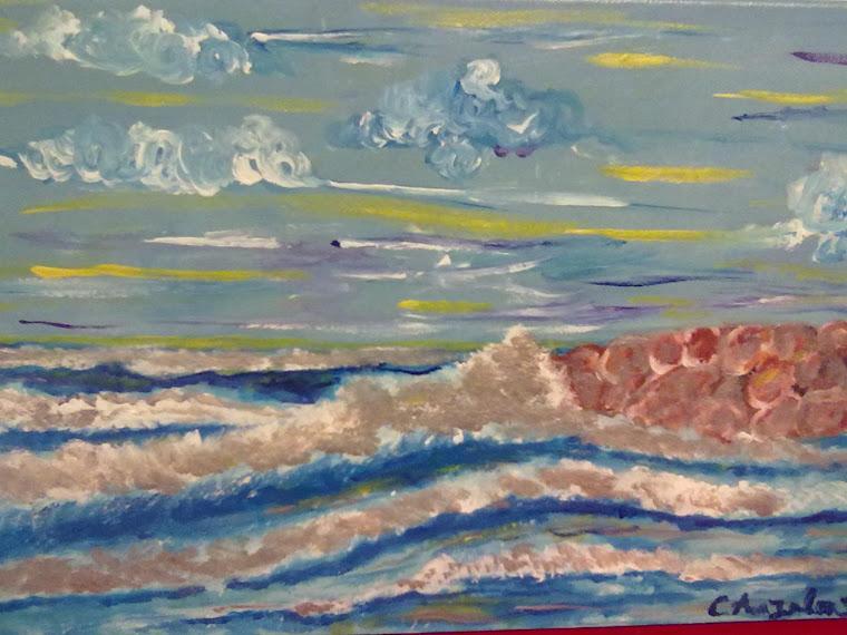 Le onde anomale di belle figure