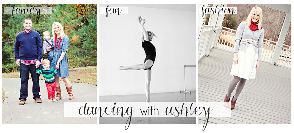 Dancing With Ashley