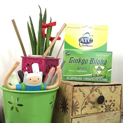 Enhance your Brain: ATC Ginkgo Biloba is the Answer