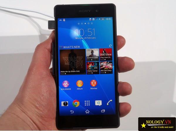 Màn hình Sony Z2