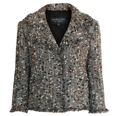 giambattista valli tweed blazer jacket