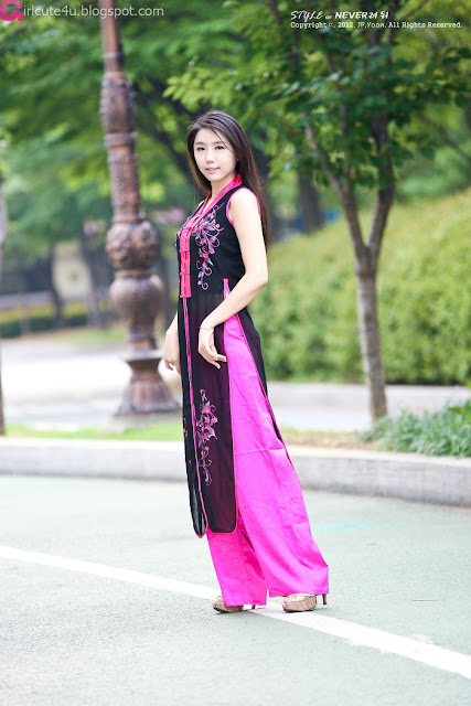 2 Lovely Kim Ha Eum-Very cute asian girl - girlcute4u.blogspot.com
