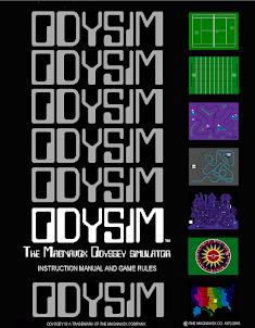 OdySim (ODYssey SIMulator)